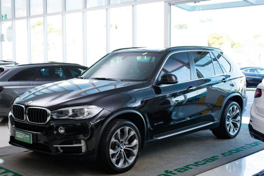 BMW X5 30D MSPORT X-DRIVE 3.0TDI 258CV C/TETO 5L./2018
