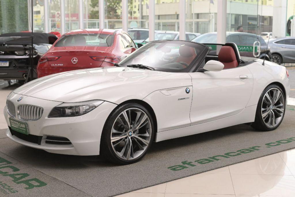 BMW Z4 23i ROADSTER 2.5 6cc 204CV AUT./2012