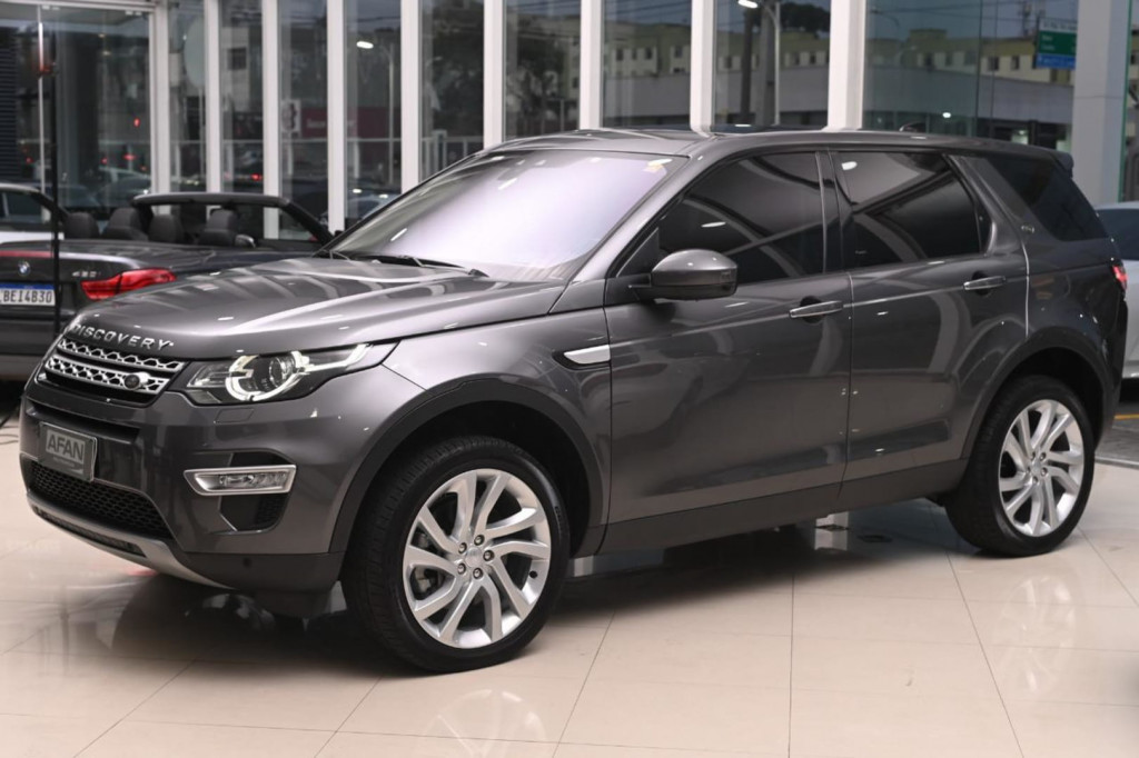 LAND ROVER DISCOVERY SPORT  HSE LUXURY 2.0T 7L. C/TETO/2018