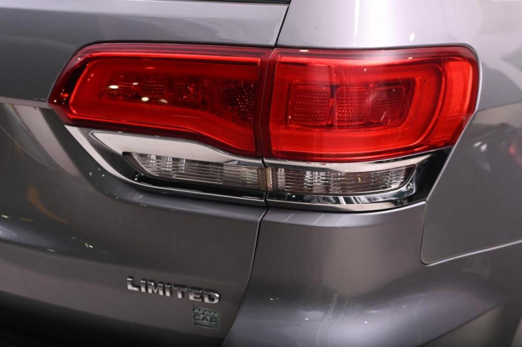 Imagem do veículo JEEP GRAND CHEROKEE LIMITED 3.6 V6 286CV 4X4 AUT/2015