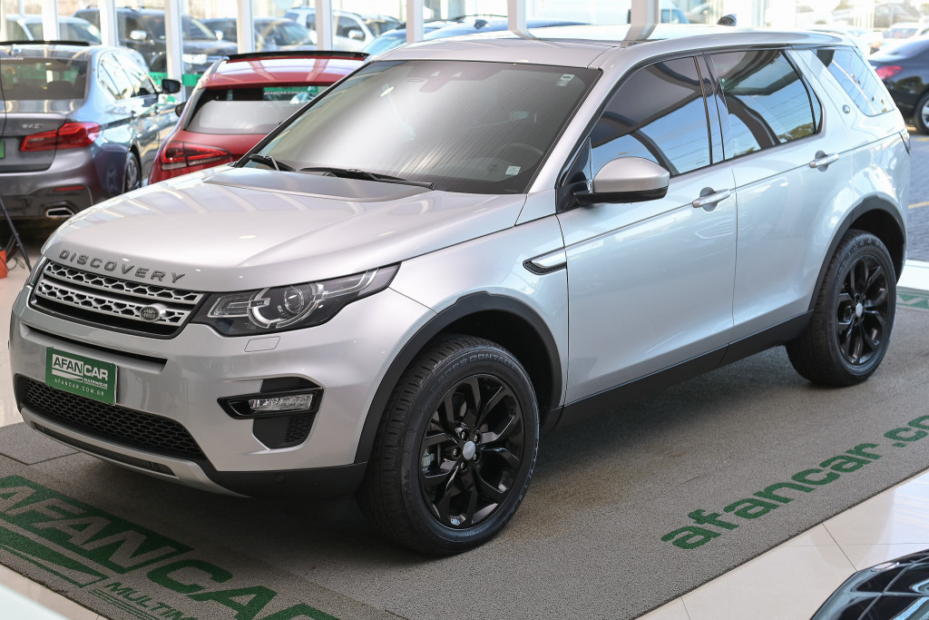 LAND ROVER DISCOVERY SPORT HSE 2.0 16V DIESEL AUT./2018