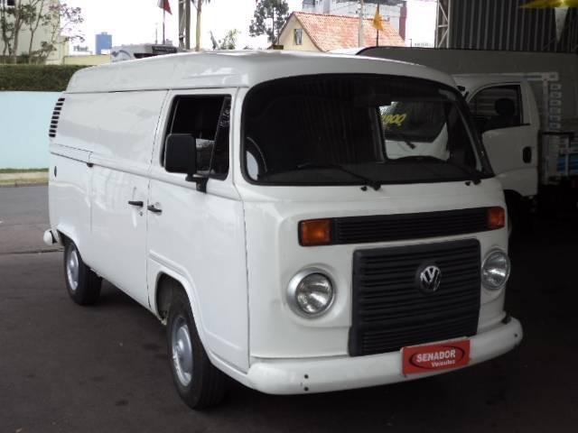 Imagem do veículo KOMBI REFRIGERADA