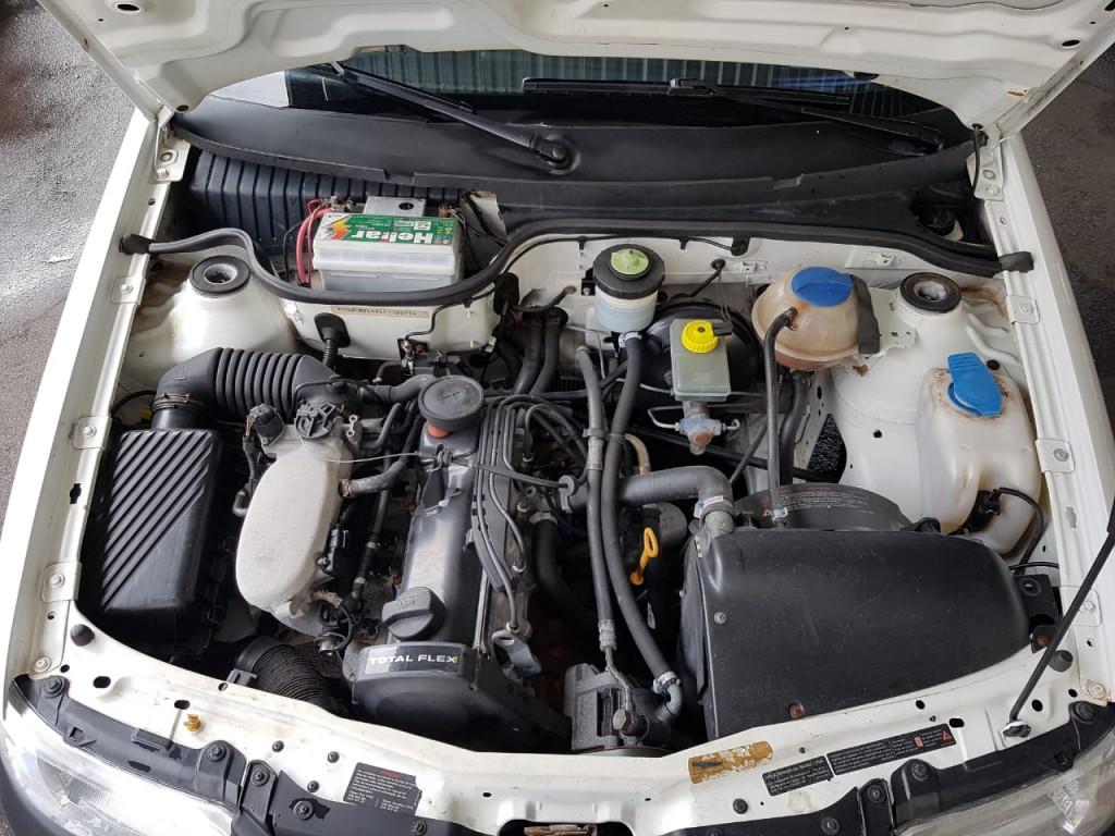 Imagem do veículo VOLKSWAGEN SAVEIRO 1.6 mi city cs 8v flex 2p manual g.iii