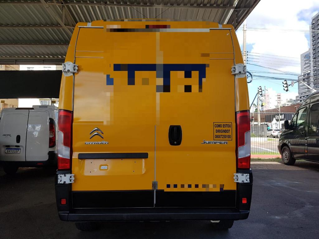 Imagem do veículo CITROËN JUMPER 2.3 HDI F35LH FURGÃO TETO ALTO TURBO INTERCOOLER DIESEL MANUAL