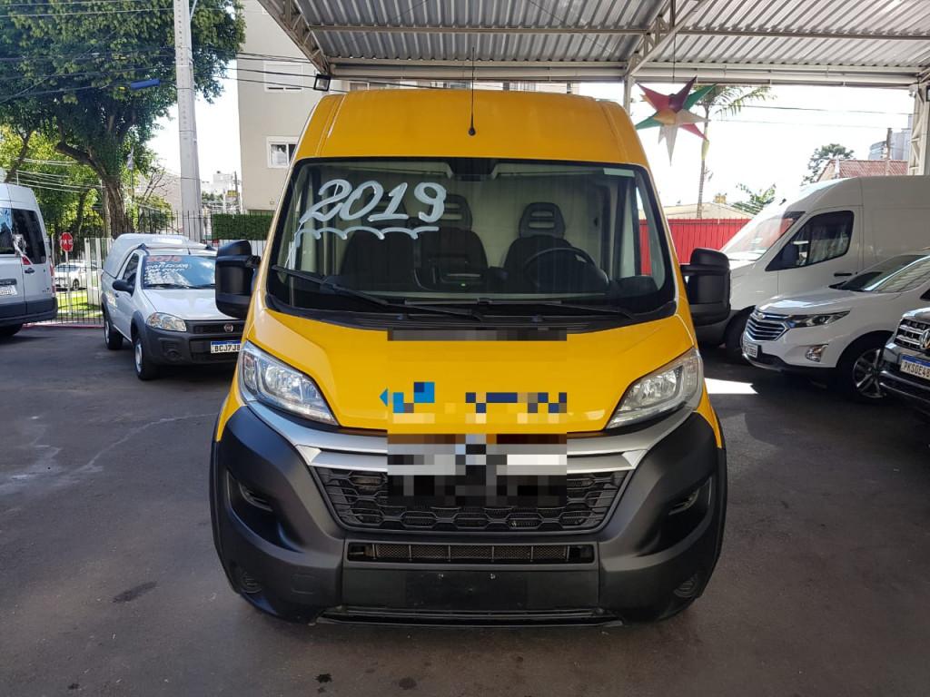 FIAT DUCATO 2.3 maxicargo 12 16v turbo diesel 4p manual
