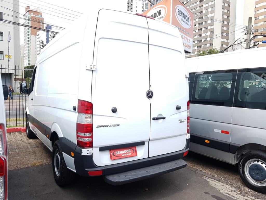 Imagem do veículo MERCEDES-BENZ SPRINTER 2.2 CDI DIESEL FURGÃO 313 STREET LONGO MANUAL