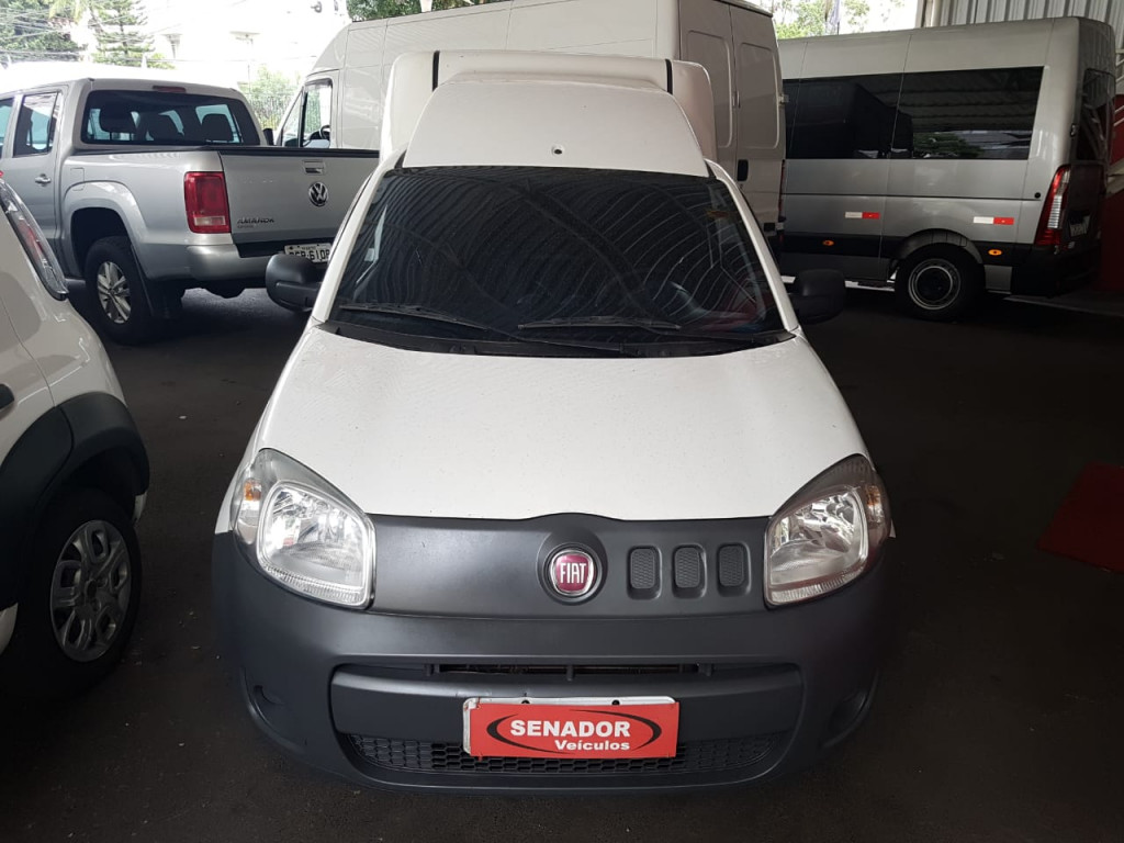 Imagem do veículo FIAT FIORINO 1.4 mpi furgao 8v flex 2p manual
