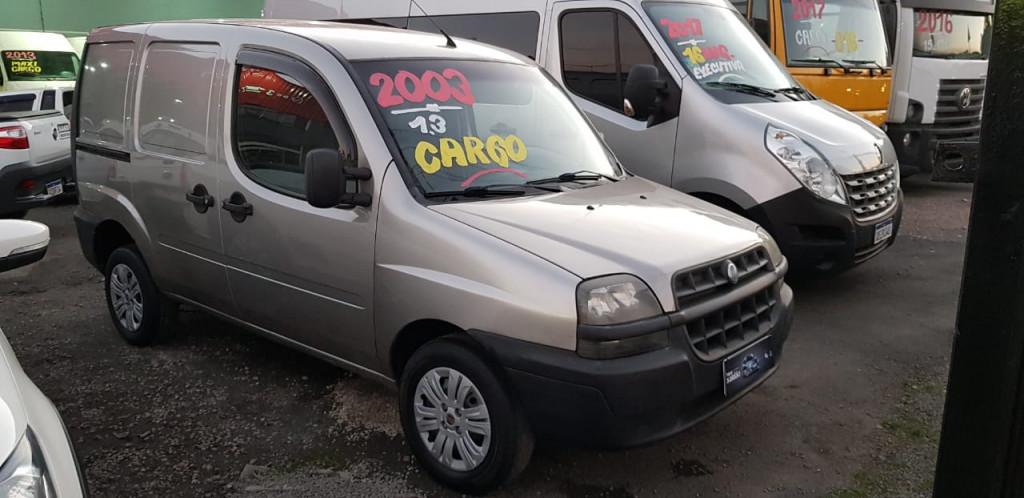 FIAT DOBLÒ 1.3 MPI CARGO 16V GASOLINA 4P MANUAL