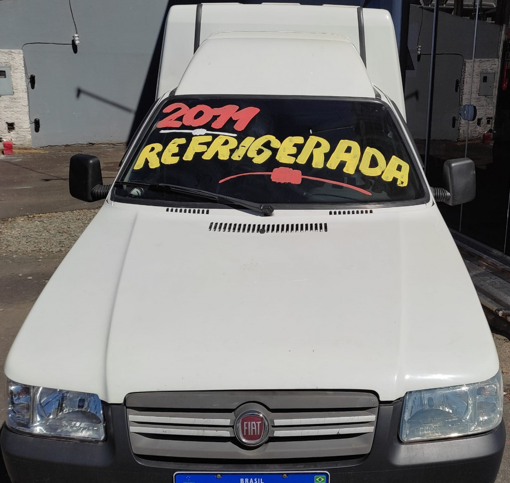 Imagem do veículo FIORINO 1.3 REFRIGERADA
