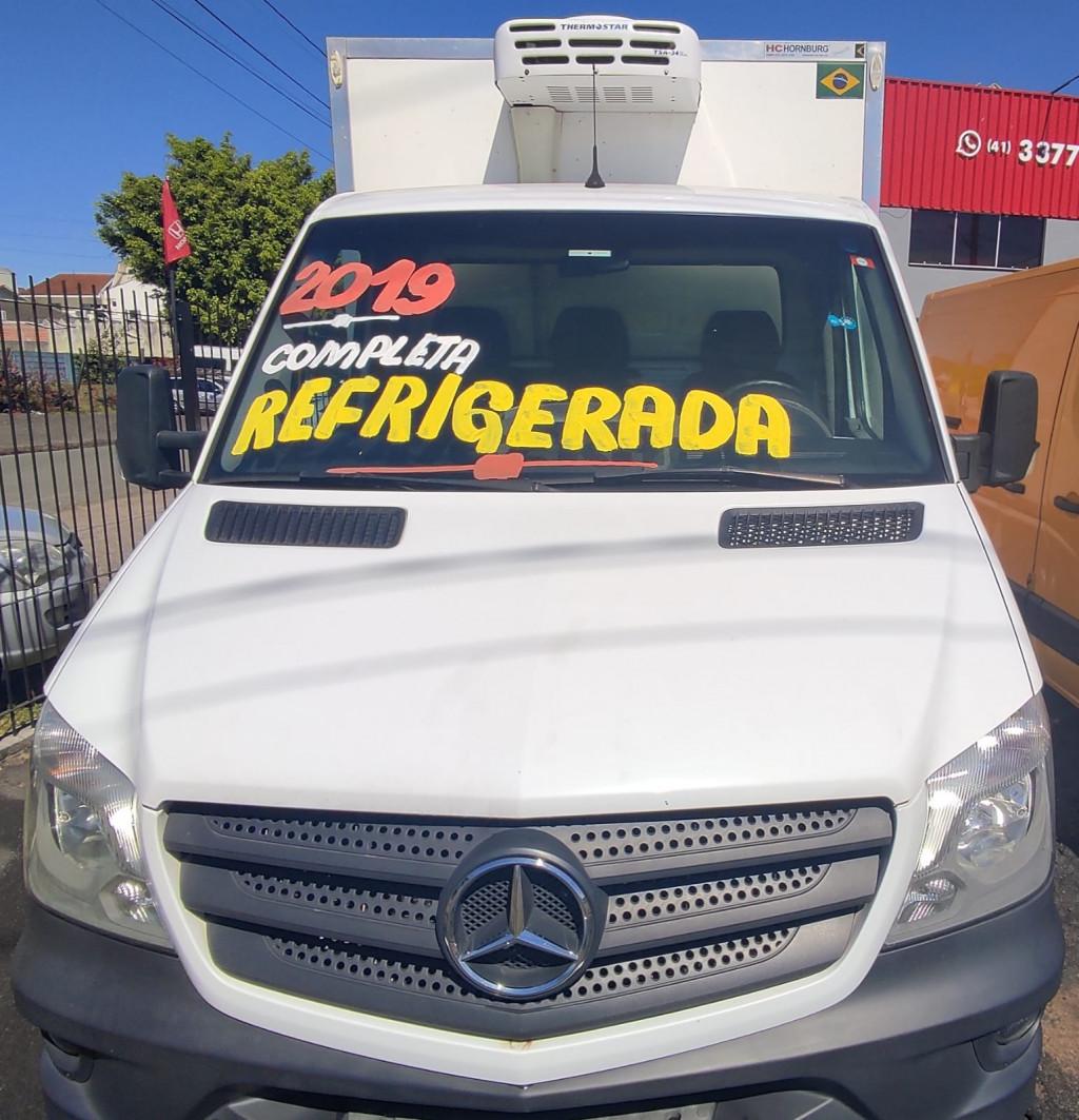 Imagem do veículo MERCEDES-BENZ SPRINTER REFRIGERADA 2.2 CDI CHASSIS 415 LONGO TB DIESEL MANUAL
