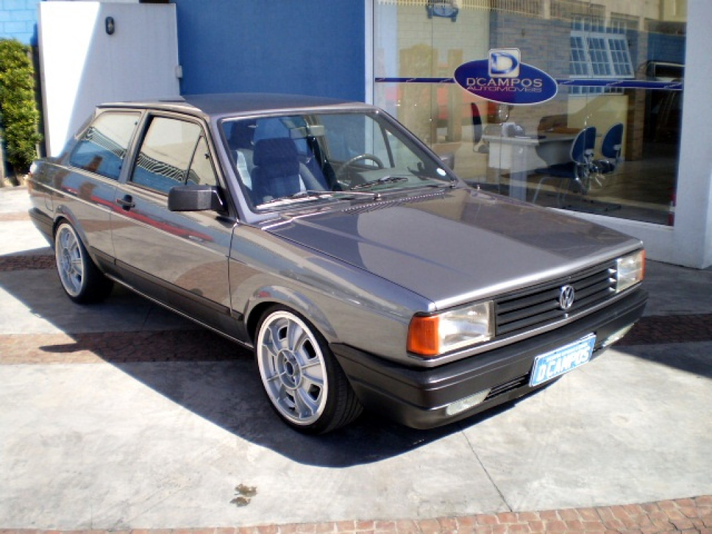 VOLKSWAGEN VOYAGE 1.8 CL 8V GASOLINA 2P MANUAL
