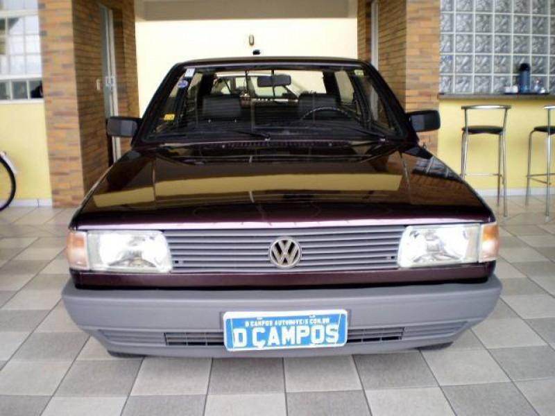 Imagem do veículo VW PARATI CL 1.6 CHT 2P MANUAL