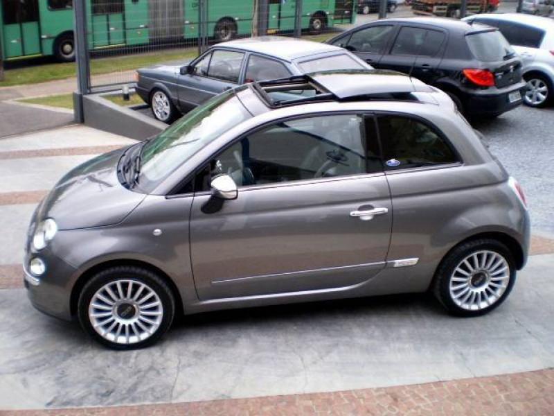 Imagem do veículo FIAT 500 LOUNGE 1.4 16V 2P MANUAL