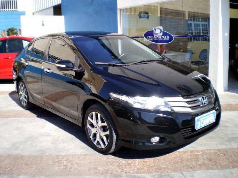 HONDA CITY EXL 1.5 16V FLEX 4 P AUTOMATICO