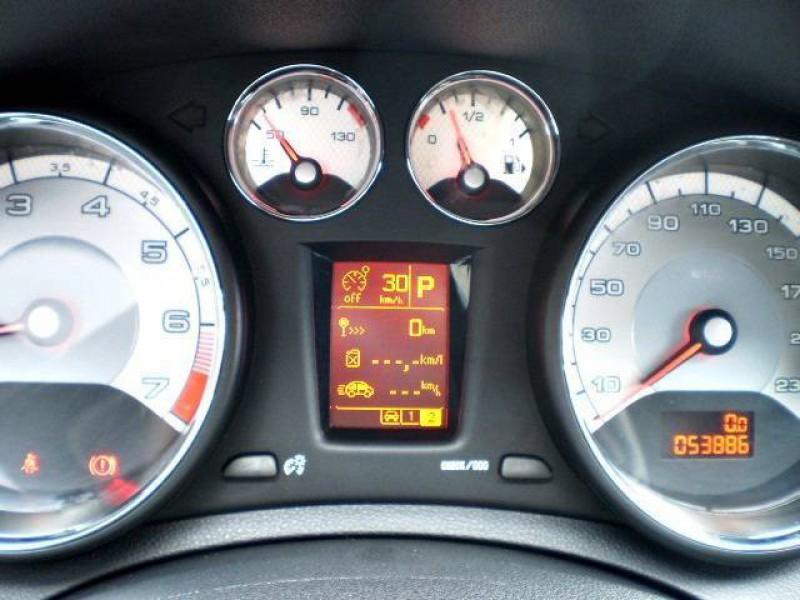 Imagem do veículo PEUGEOT 308 GRIFFE 1.6 THP 16V FLEX AUTOMATICO