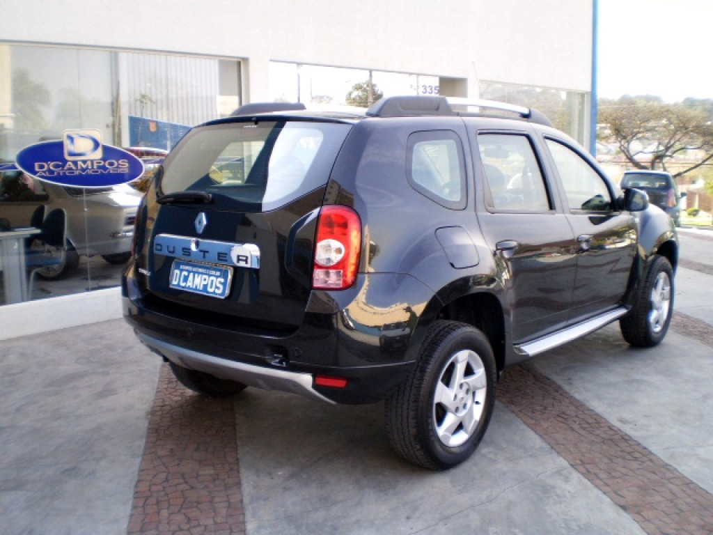 Imagem do veículo RENAULT DUSTER 1.6 DYNAMIQUE 4X2 16V FLEX 4P MANUAL