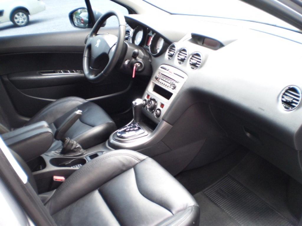 Imagem do veículo PEUGEOT 408 2.0 ALLURE 16V FLEX 4P AUTOMÁTICO