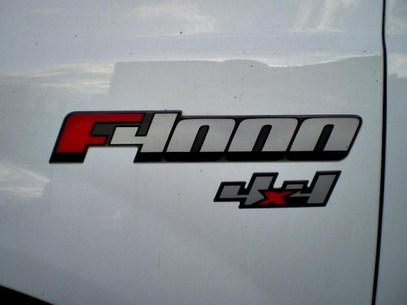 Imagem do veículo FORD F-4000 2.8 ISF DIESEL 4X4 MANUAL