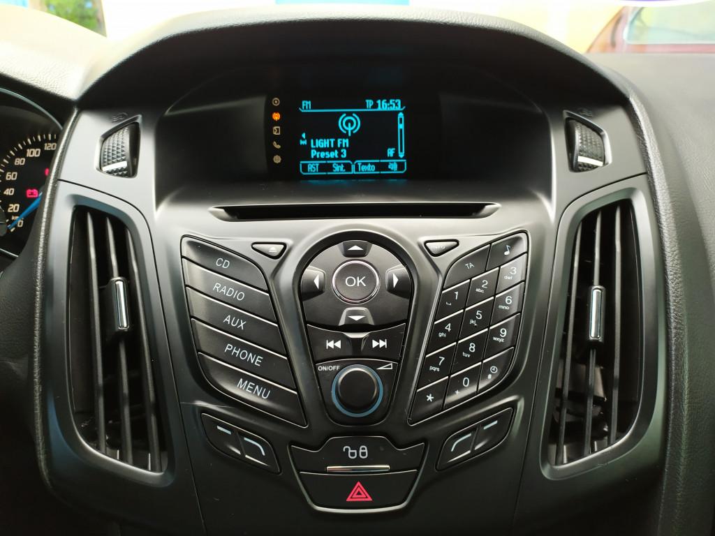 Imagem do veículo FORD FOCUS 1.6 S HATCH 16V FLEX 4P AUTOMÁTICO