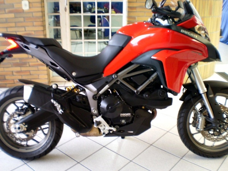 Imagem do veículo Ducati MultiStrada 950