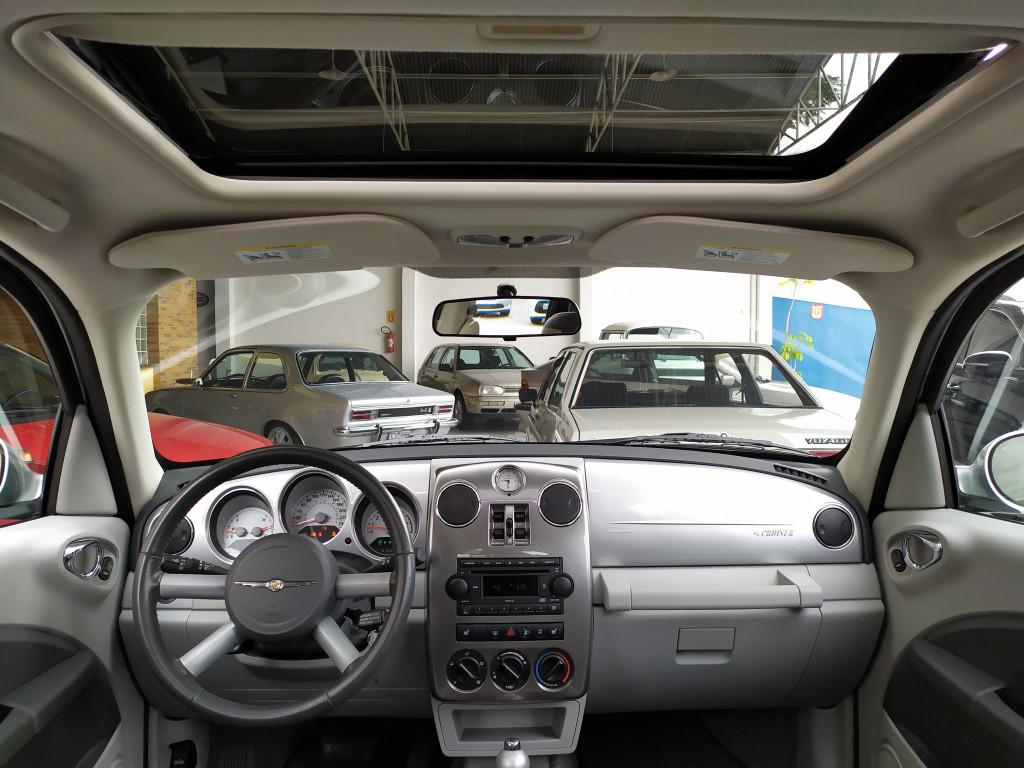 Imagem do veículo CHRYSLER PT CRUISER 2.4 LIMITED EDITION 16V GASOLINA 4P AUTOMÁTICO