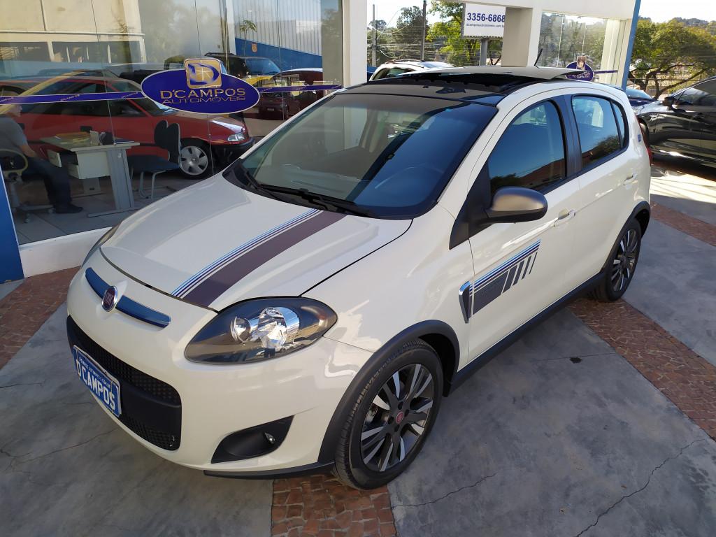 Imagem do veículo FIAT PALIO 1.6 MPI SPORTING SE BLUE EDITION 16V FLEX 4P MANUAL