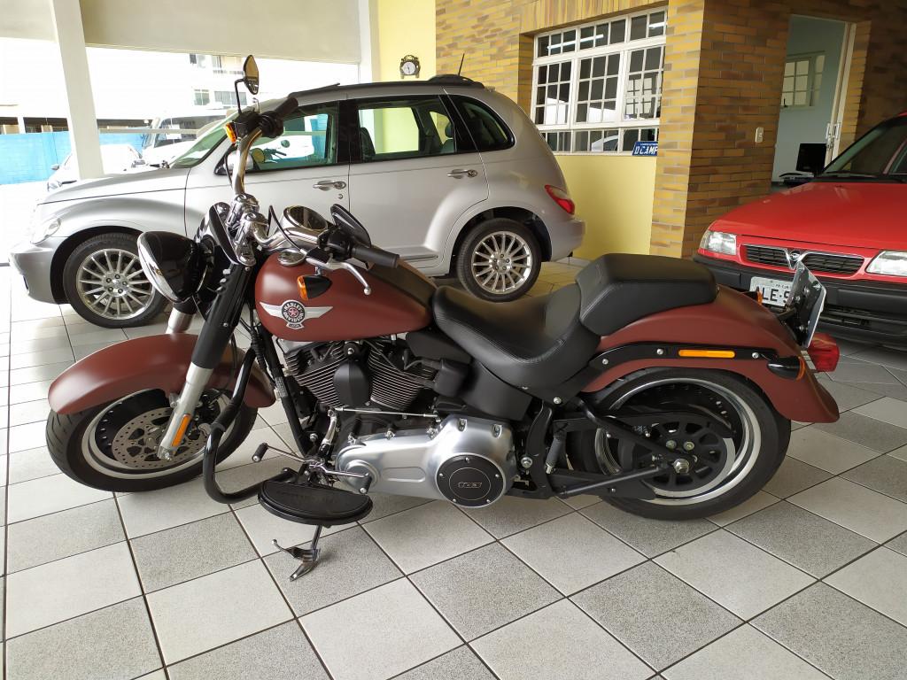 Imagem do veículo Harley Davidson Fat Boy FLSTF