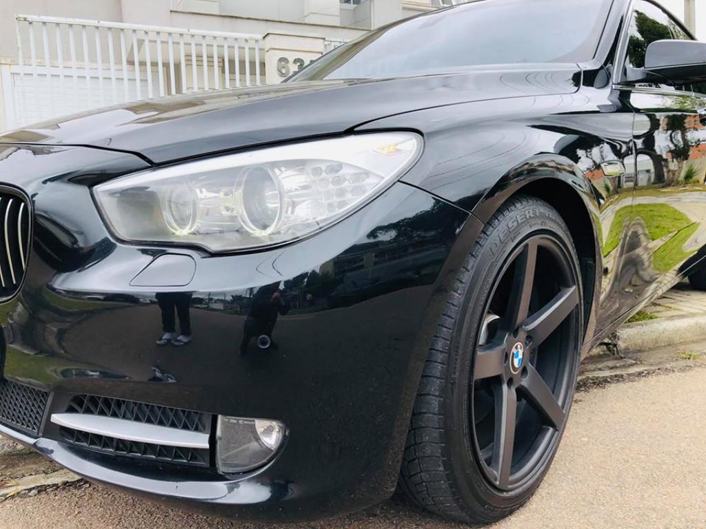 Imagem do veículo BMW 535i 3.0 GT V6 24V GASOLINA 4P AUTOMÁTICO