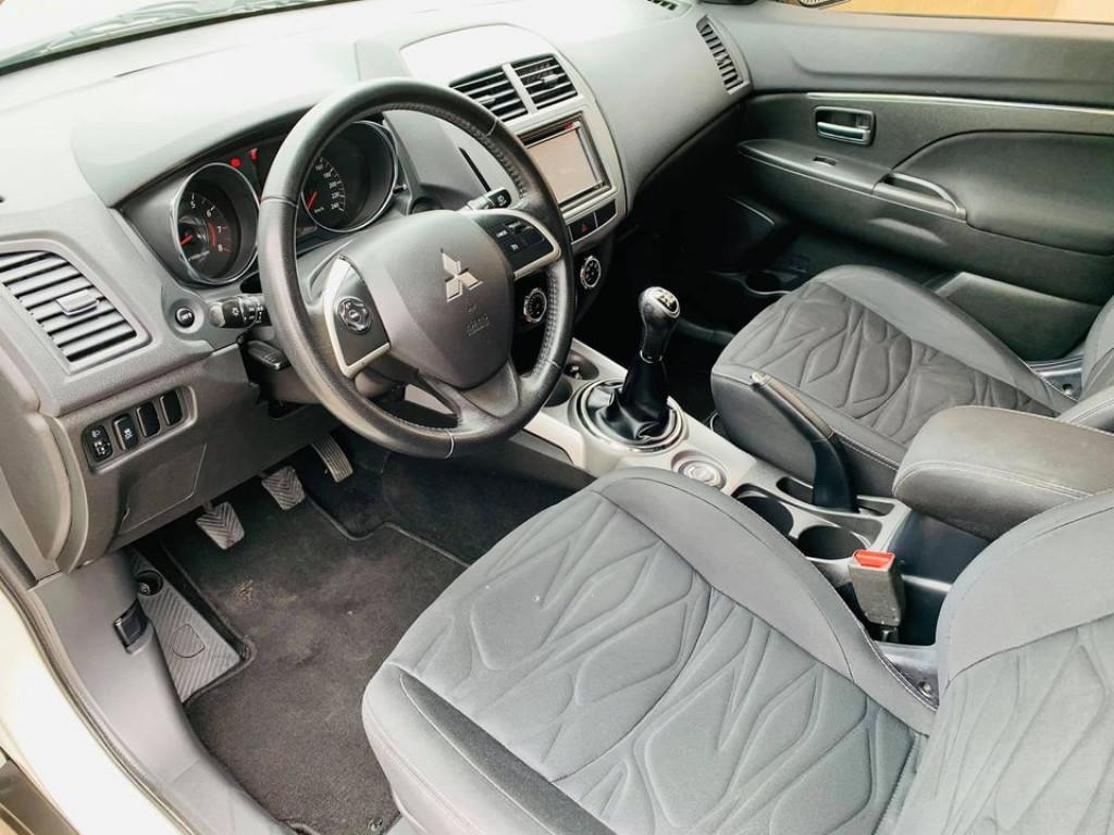 Imagem do veículo MITSUBISHI ASX 2.0 AWD OUTDOOR 16V GASOLINA 4P MANUAL