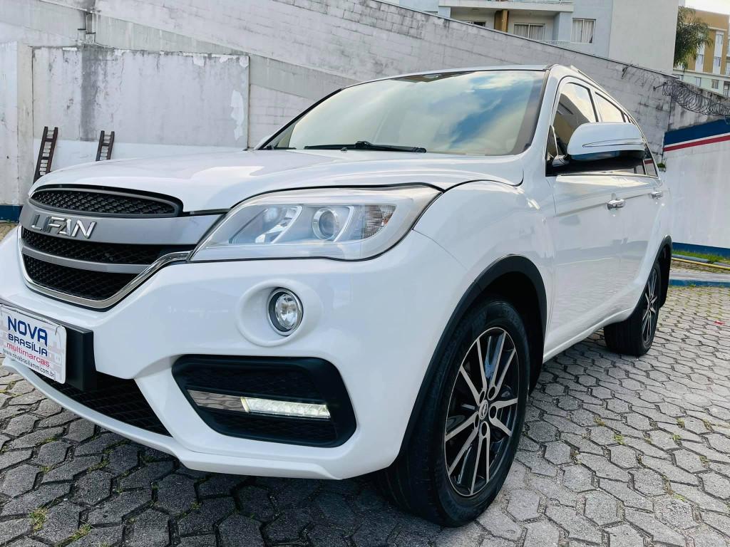Imagem do veículo LIFAN X60 1.8 VIP 16V GASOLINA 4P CVT