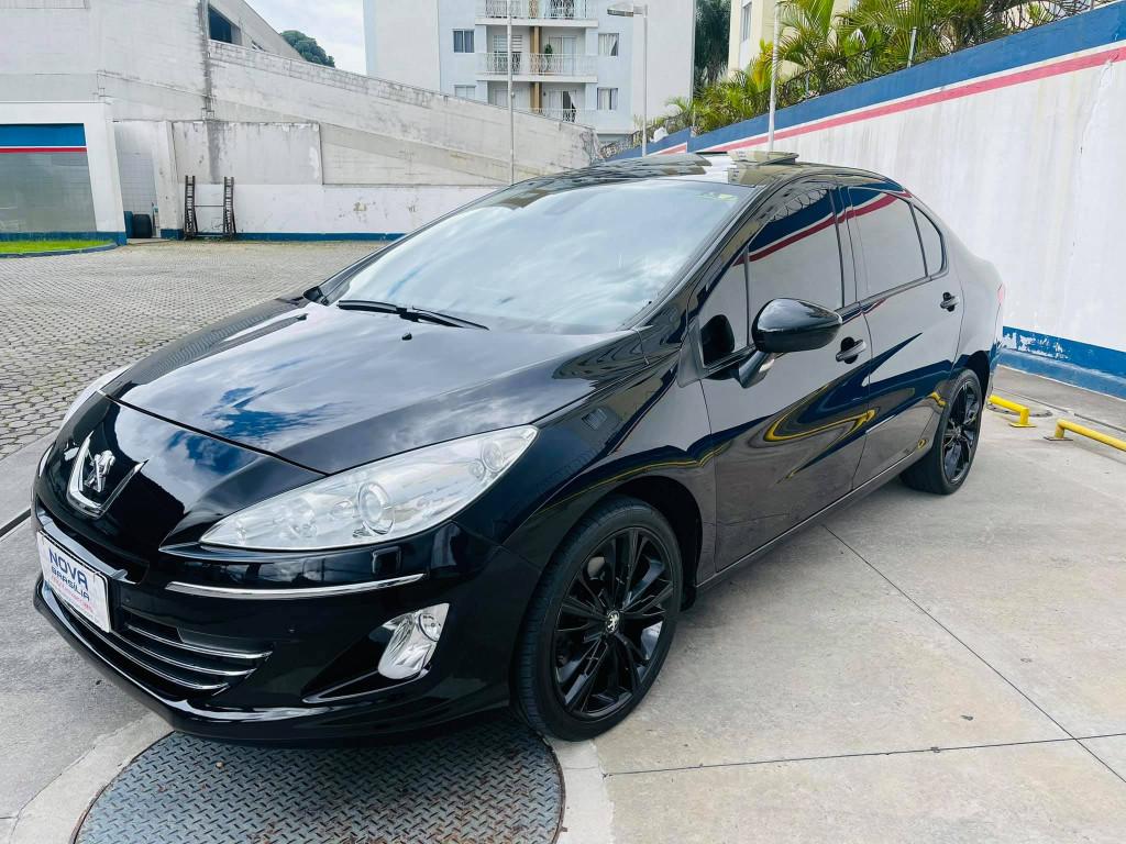 PEUGEOT 408 1.6 GRIFFE 16V TURBO FLEX 4P AUTOMÁTICO