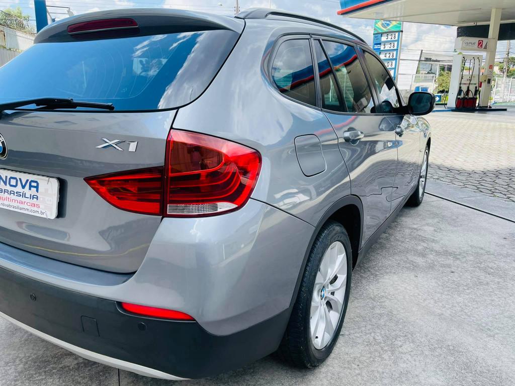 Imagem do veículo BMW X1 2.0 18I S-DRIVE 4X2 16V GASOLINA 4P AUTOMÁTICO
