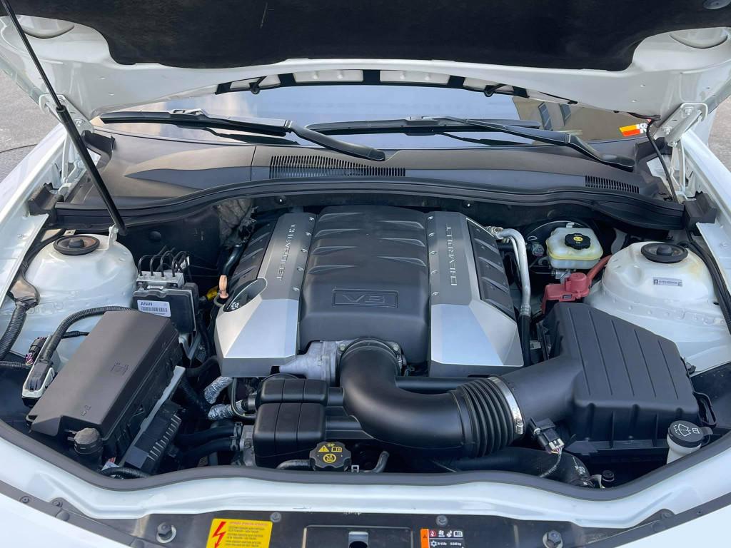 Imagem do veículo CHEVROLET CAMARO 6.2 2SS COUPÉ V8 GASOLINA 2P AUTOMÁTICO