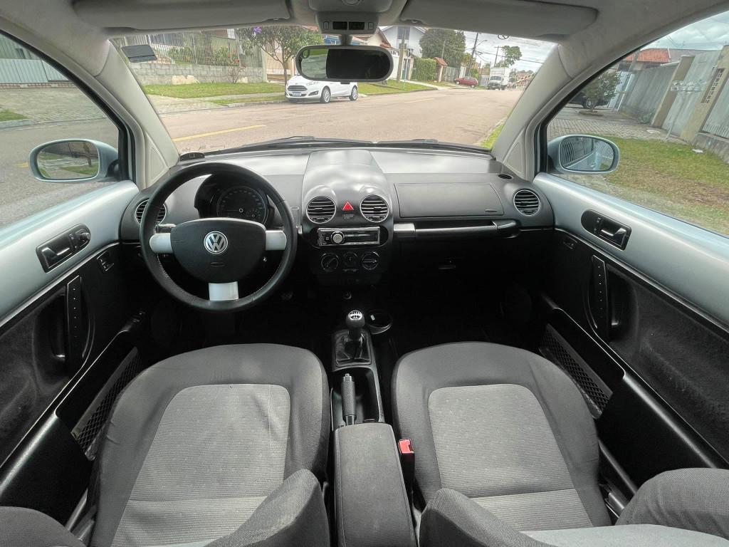 Imagem do veículo VOLKSWAGEN NEW BEETLE 2.0 mi 8v gasolina 2p manual
