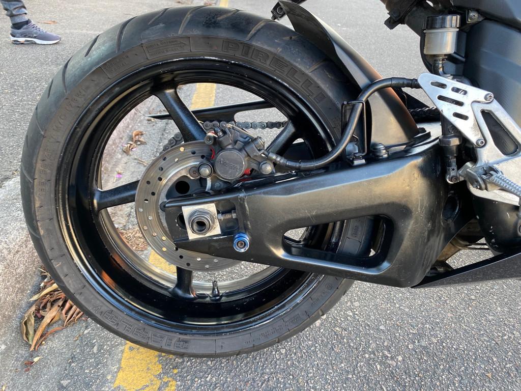 Imagem do veículo Yamaha YZF R-1 1000