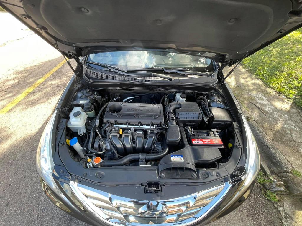 Imagem do veículo HYUNDAI SONATA 2.4 MPFI I4 16V 182CV GASOLINA 4P AUTOMÁTICO