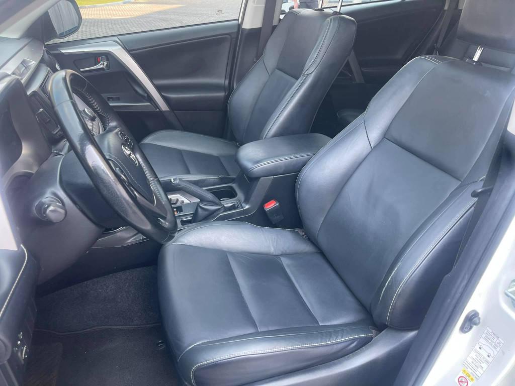 Imagem do veículo TOYOTA RAV4 2.0 4X2 16V GASOLINA 4P AUTOMÁTICO