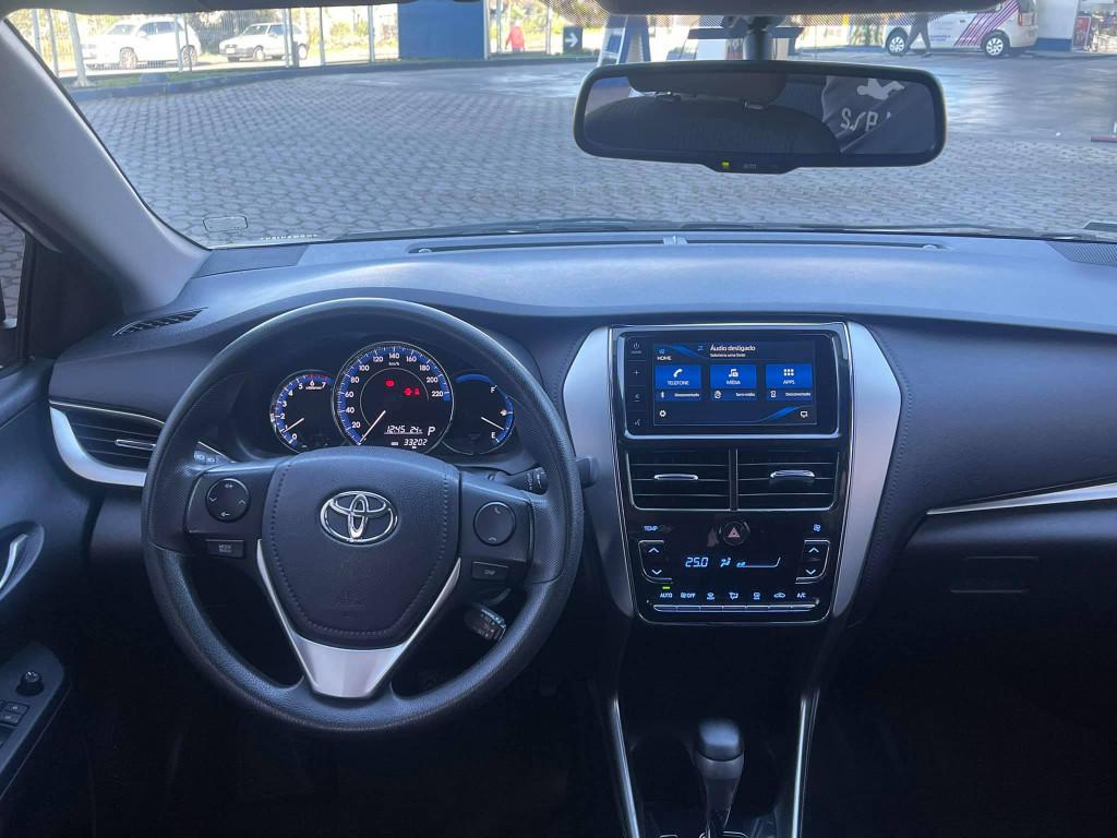 Imagem do veículo TOYOTA YARIS 1.5 16V FLEX SEDAN XL PLUS TECH MULTIDRIVE