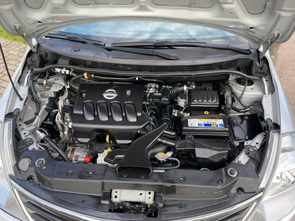 Imagem do veículo NISSAN TIIDA 1.8 SEDAN 16V FLEX 4P MANUAL