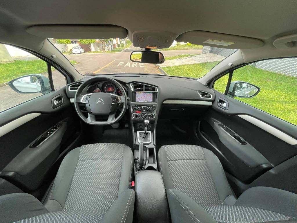 Imagem do veículo CITROËN C4 LOUNGE 2.0 MPFI TENDANCE 16V FLEX 4P AUTOMÁTICO