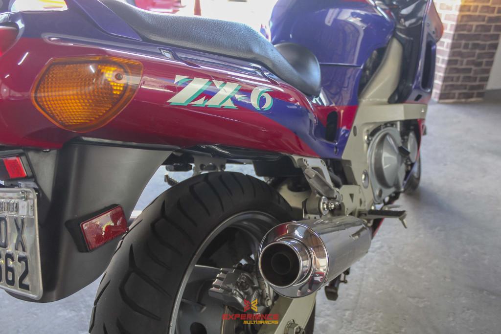 Imagem do veículo Kawasaki Ninja ZX-6 600CC