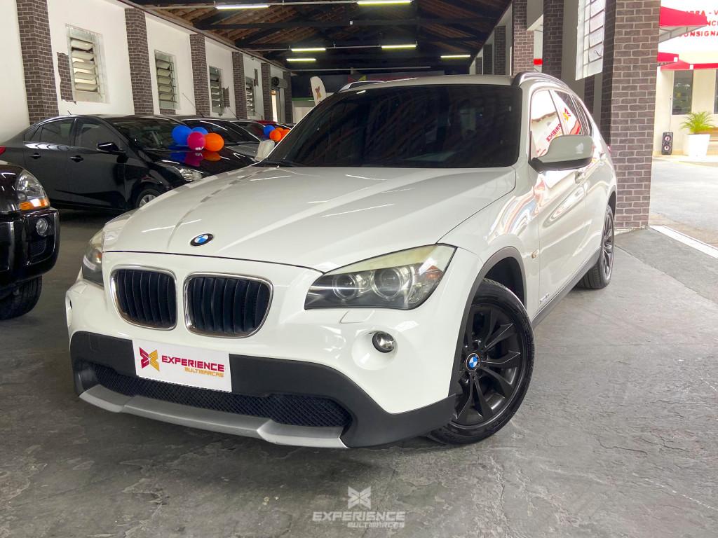 BMW X1 1.8 16V GASOLINA SDRIVE18I 4P AUTOMÁTICO