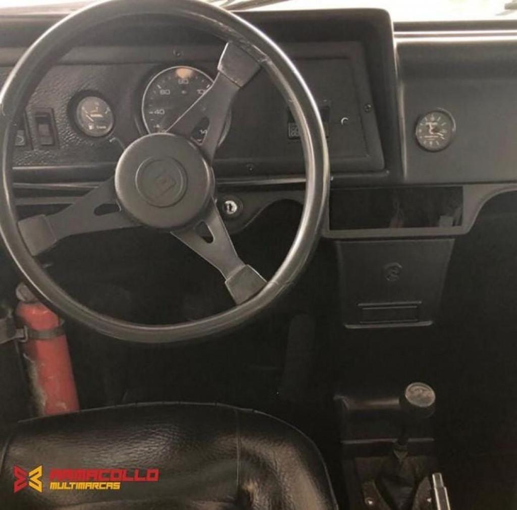 Imagem do veículo GURGEL X12 1.6 TR 8V GASOLINA 2P MANUAL