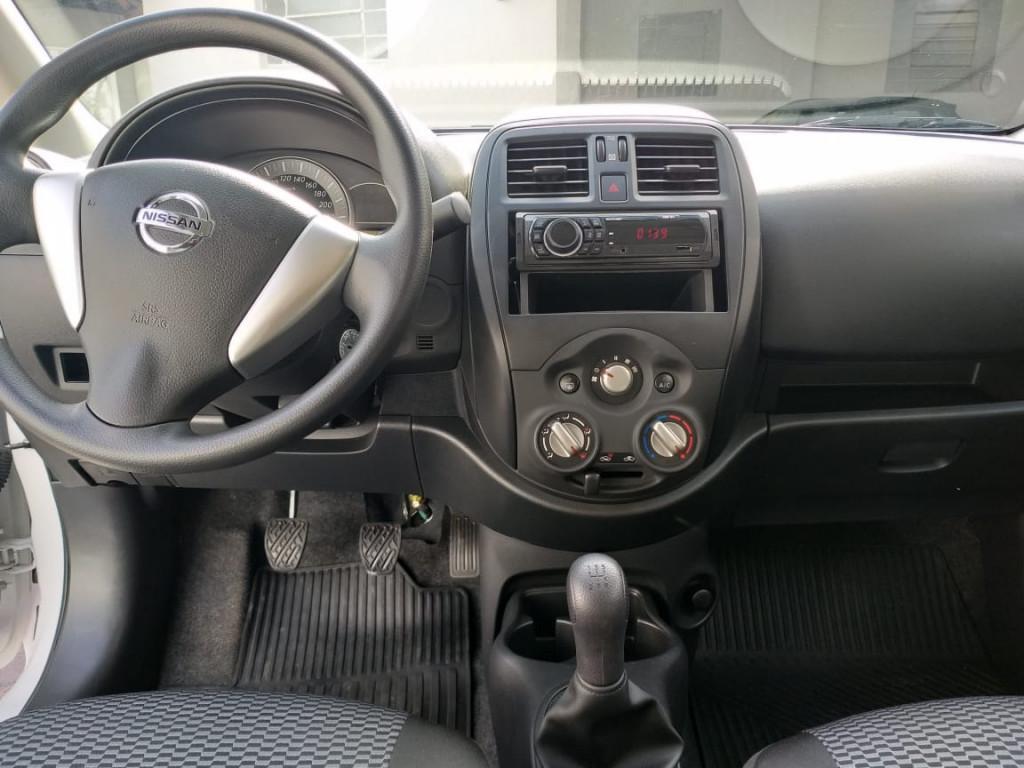 Imagem do veículo NISSAN VERSA 1.0 12V FLEX V-DRIVE MANUAL