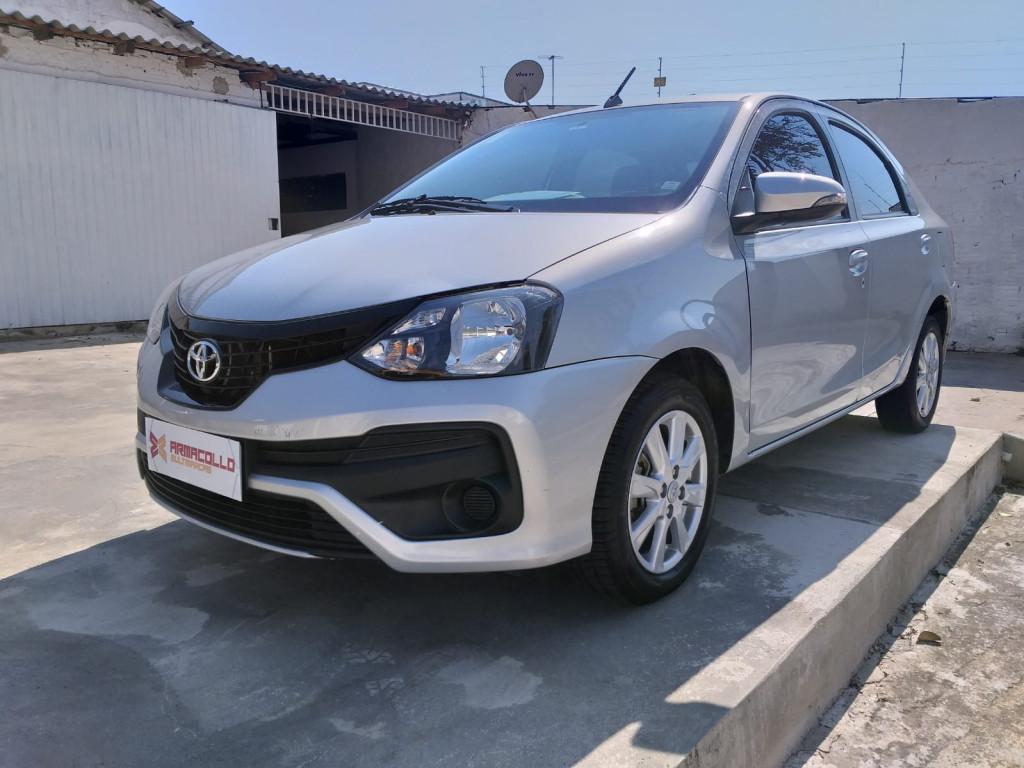 Imagem do veículo TOYOTA ETIOS 1.5 X PLUS SEDAN 16V FLEX 4P AUTOMÁTICO