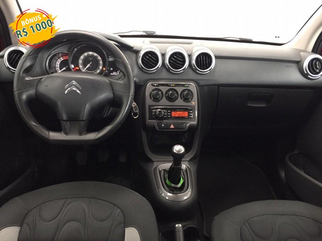 Imagem do veículo C3 1.5 tendance 8v flex 4p manual -confira !!!
