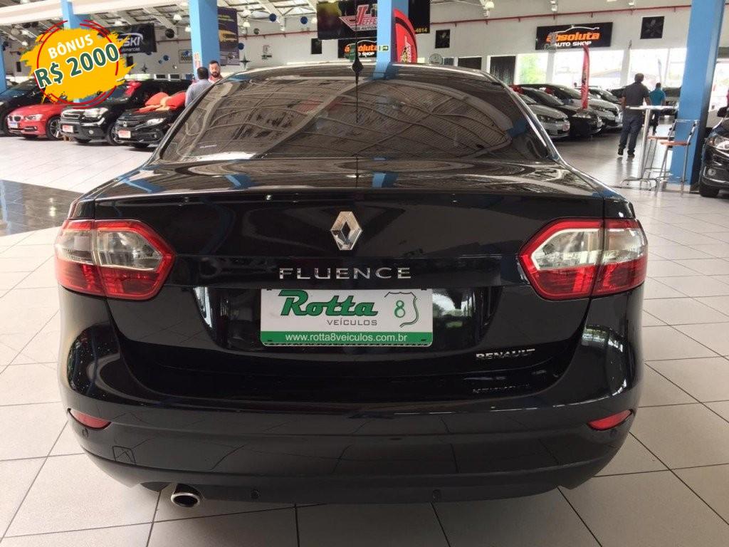 Imagem do veículo FLUENCE 2.0 dynamique 16v flex 4p automatico !!!