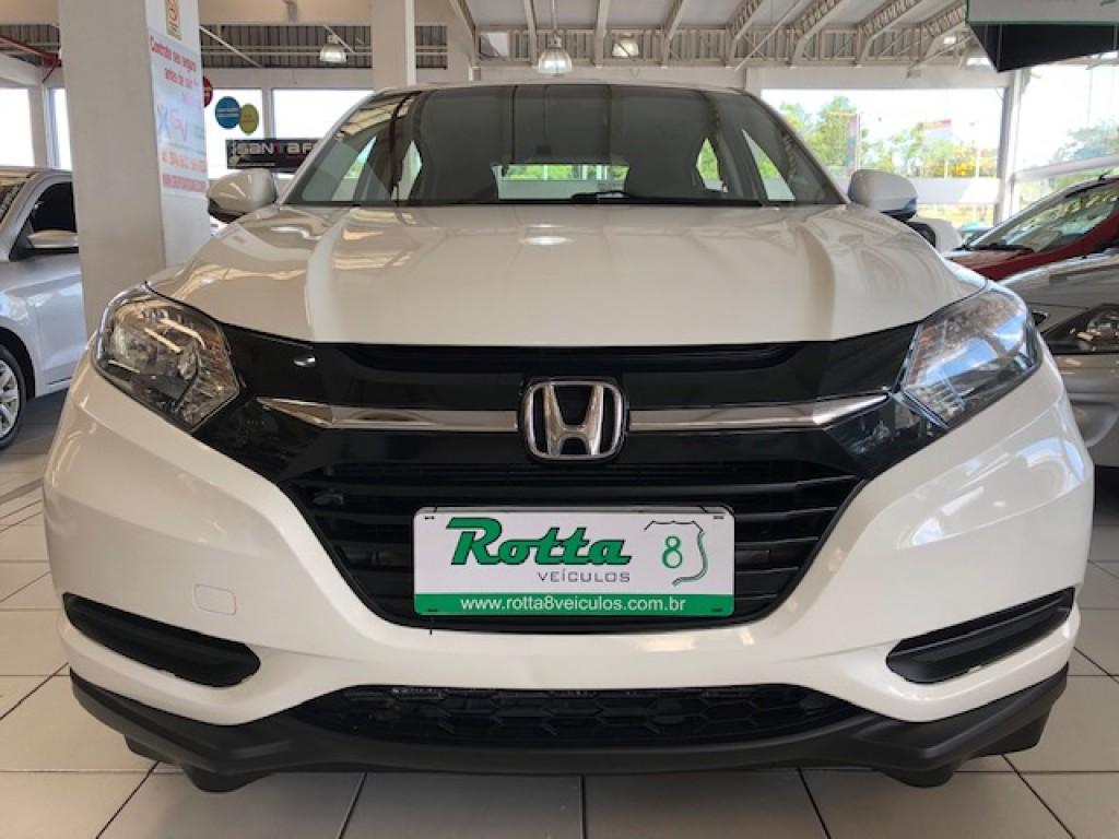 HONDA HR-V 1.8 16V LX AUTOMÁTICO CVT 2016 ÚNICO DONO!!