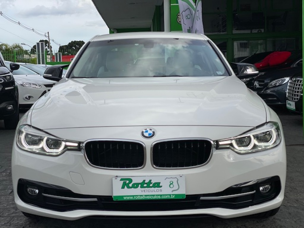 BMW 320i 2.0 TURBO ACTIVE- EXCELENTE ESTADO DE CONSERVAÇÃO!!!