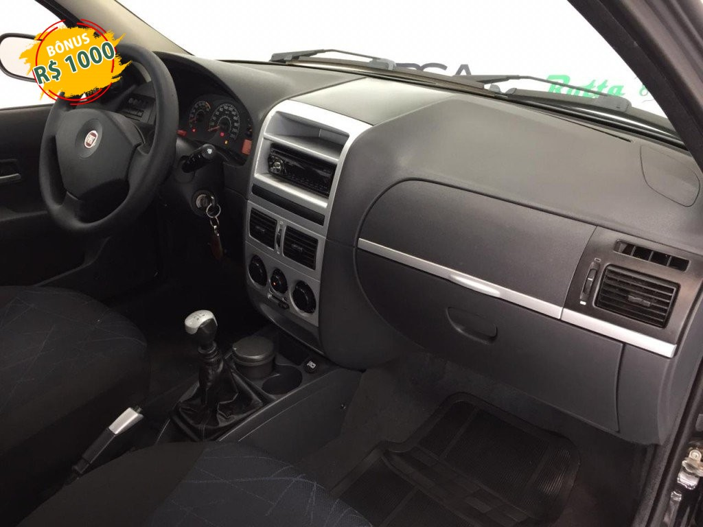 Imagem do veículo PALIO 1.4 mpi fire elx weekend 8v flex 4p manual !!!